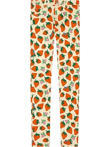 GUCCI STRAWBERRY TROUSERS