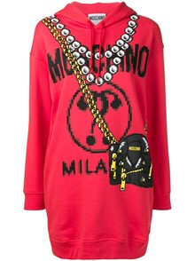MOSCHINO PIXEL CAPSULE DRESS