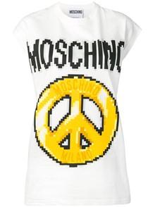 MOSCHINO PIXEL CAPSULE T-SHIRT