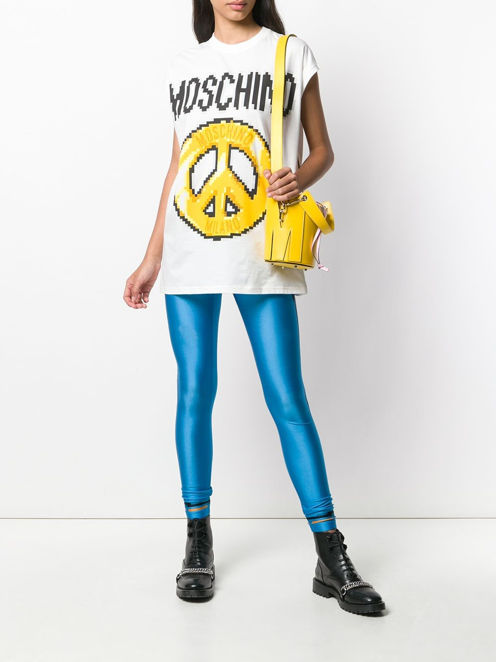 05c67096276d moschino PIXEL CAPSULE T-SHIRT available on montiboutique.com - 28118