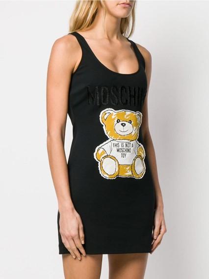 MOSCHINO TEDDY BEAR DRESS