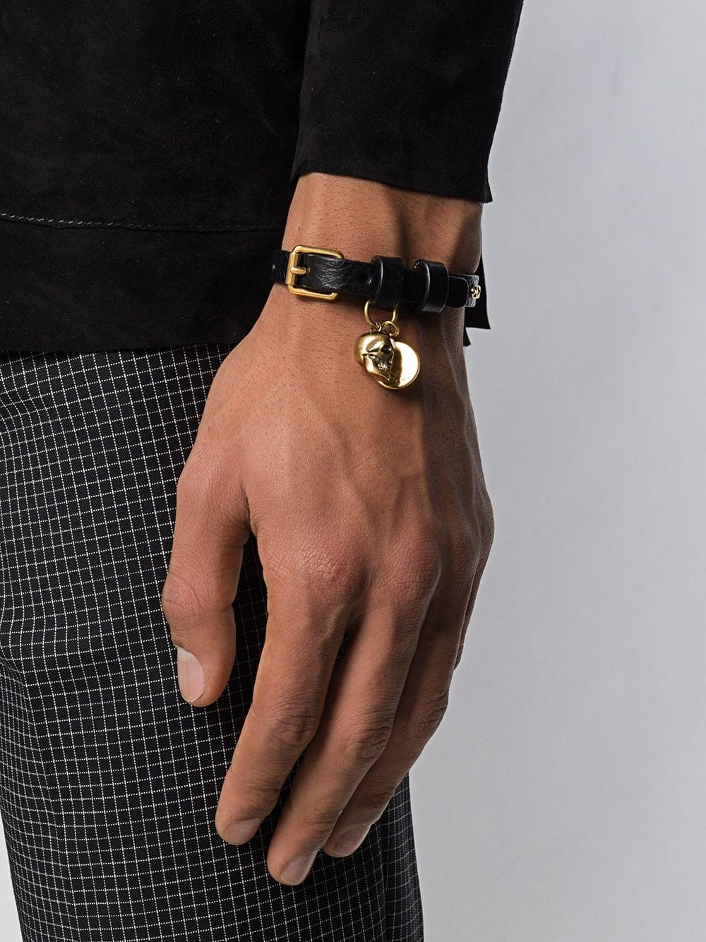 Alexander Mcqueen Bracelet Available On