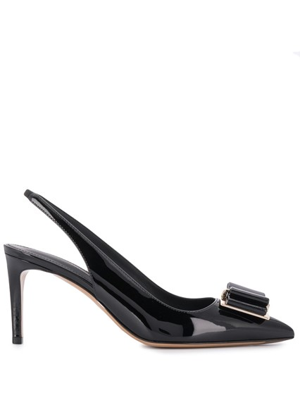 SALVATORE FERRAGAMO ZAHIR PUMPS