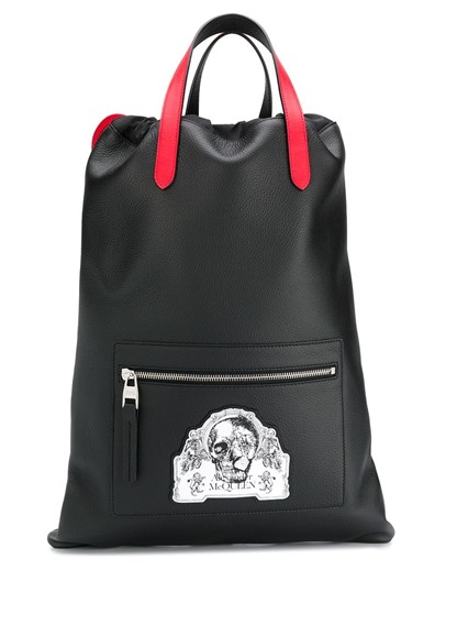 ALEXANDER MCQUEEN  COULISSE BACKPACK