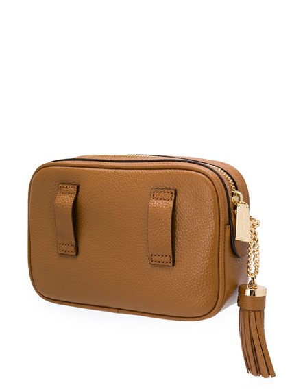 MICHAEL KORS MK LOGO CROSS BODY BAG