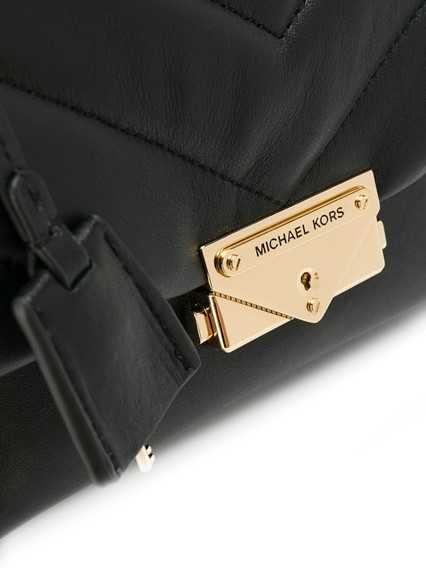 MICHAEL KORS MK CHAIN SHOULDER BAG