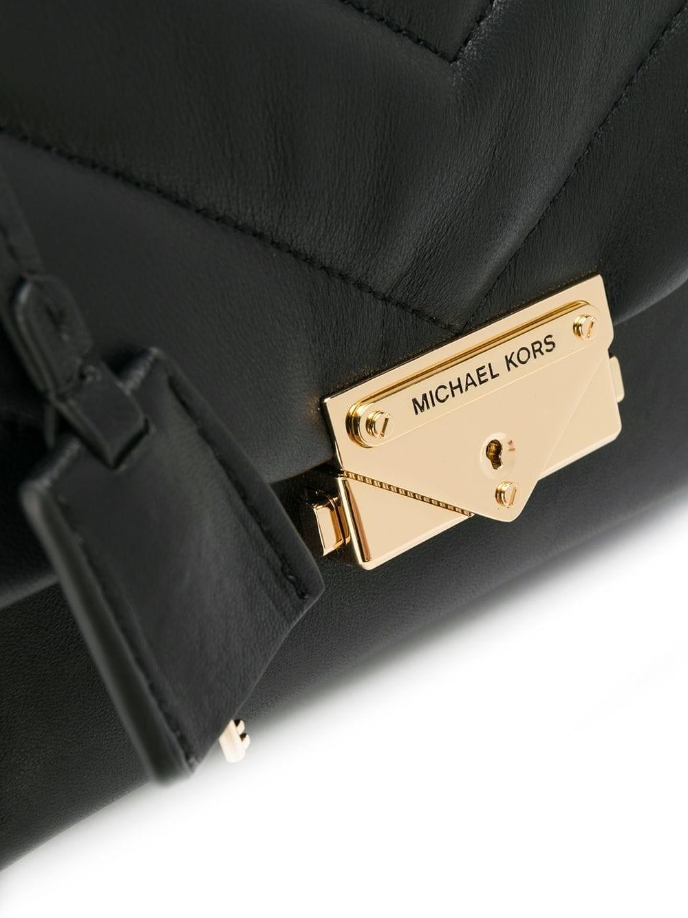 7def706150b104 michael kors mk CHAIN SHOULDER BAG available on montiboutique.com ...