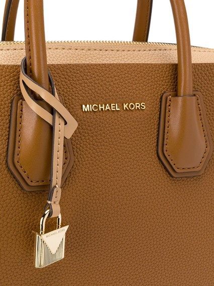 MICHAEL KORS MK TOTE BAG WITH STRAP