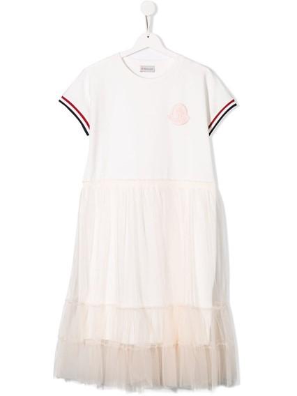 MONCLER KIDS DRESS 14Y
