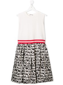 MONCLER KIDS LOGO DRESS 14Y
