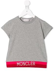 MONCLER KIDS LOGO T-SHIRT
