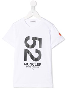 MONCLER KIDS 52 T-SHIRT 8/10Y
