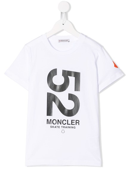 MONCLER KIDS 52 T-SHIRT 12Y