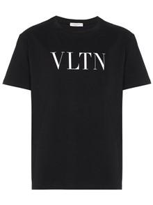 VALENTINO T-SHIRT LOGO VTLN