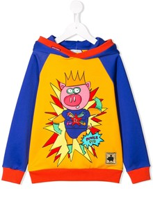 DOLCE & GABBANA KIDS SUPER PIG HOODIE 8/12Y