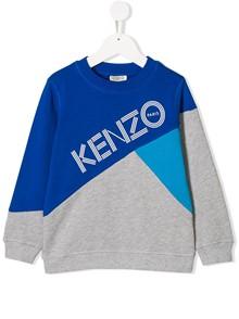 KENZO KIDS LOGO SWEATER 8/12Y