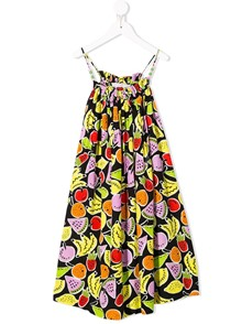 STELLA MCCARTNEY KIDS PRINTED DRESS 0/12Y