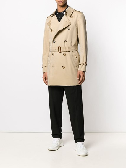 BURBERRY LONDON ENGLAND TRENCH COAT
