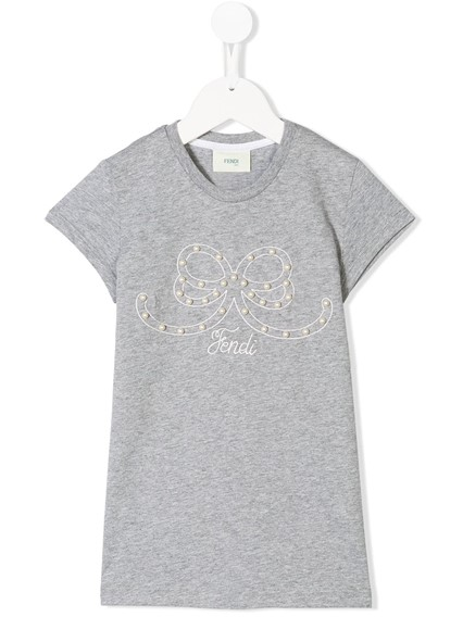 FENDI KIDS T-SHIRT 10/12Y