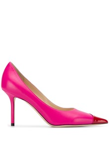 JIMMY CHOO ASYMMETRIC PUMPS