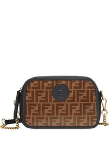 FENDI LOGO CROSS BODY BAG