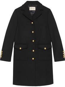 GUCCI GG MARMONT COAT