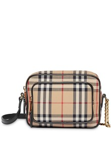BURBERRY LONDON ENGLAND CAMERA BAG