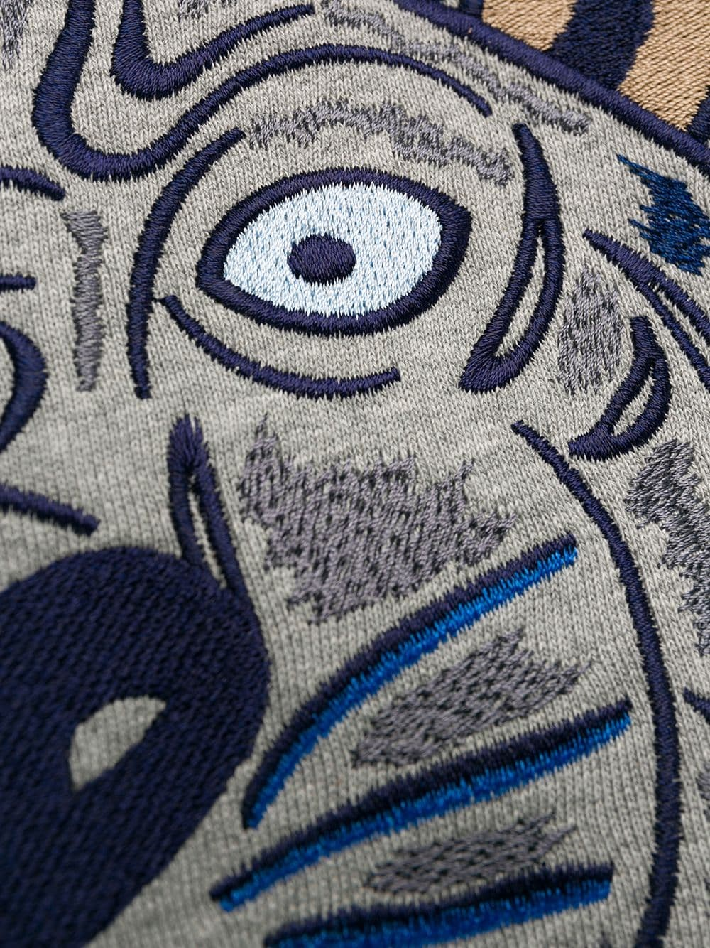 kenzo TIGER SWEATER available on 29467