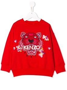 KENZO KIDS TIGER SWEATER 2/12Y