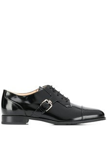 TOD'S BUCKLE SHOES