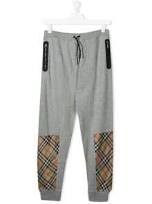 BURBERRY KIDS HAMILTON TROUSERS 14Y