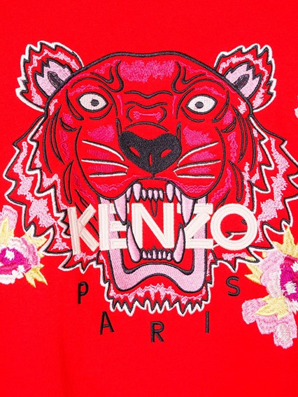 KENZO KIDS TIGER SWEATER 14Y