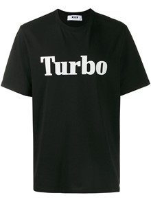 MSGM TURBO T-SHIRT