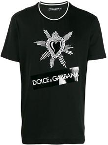 DOLCE & GABBANA SACRED HEART T-SHIRT