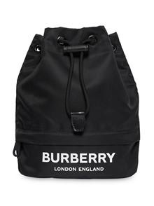 BURBERRY LONDON ENGLAND LOGO NYLON BAG