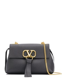 VALENTINO GARAVANI V LOGO SHOULDER BAG