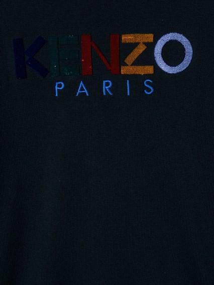 KENZO KIDS LOGO SWEATER 14Y