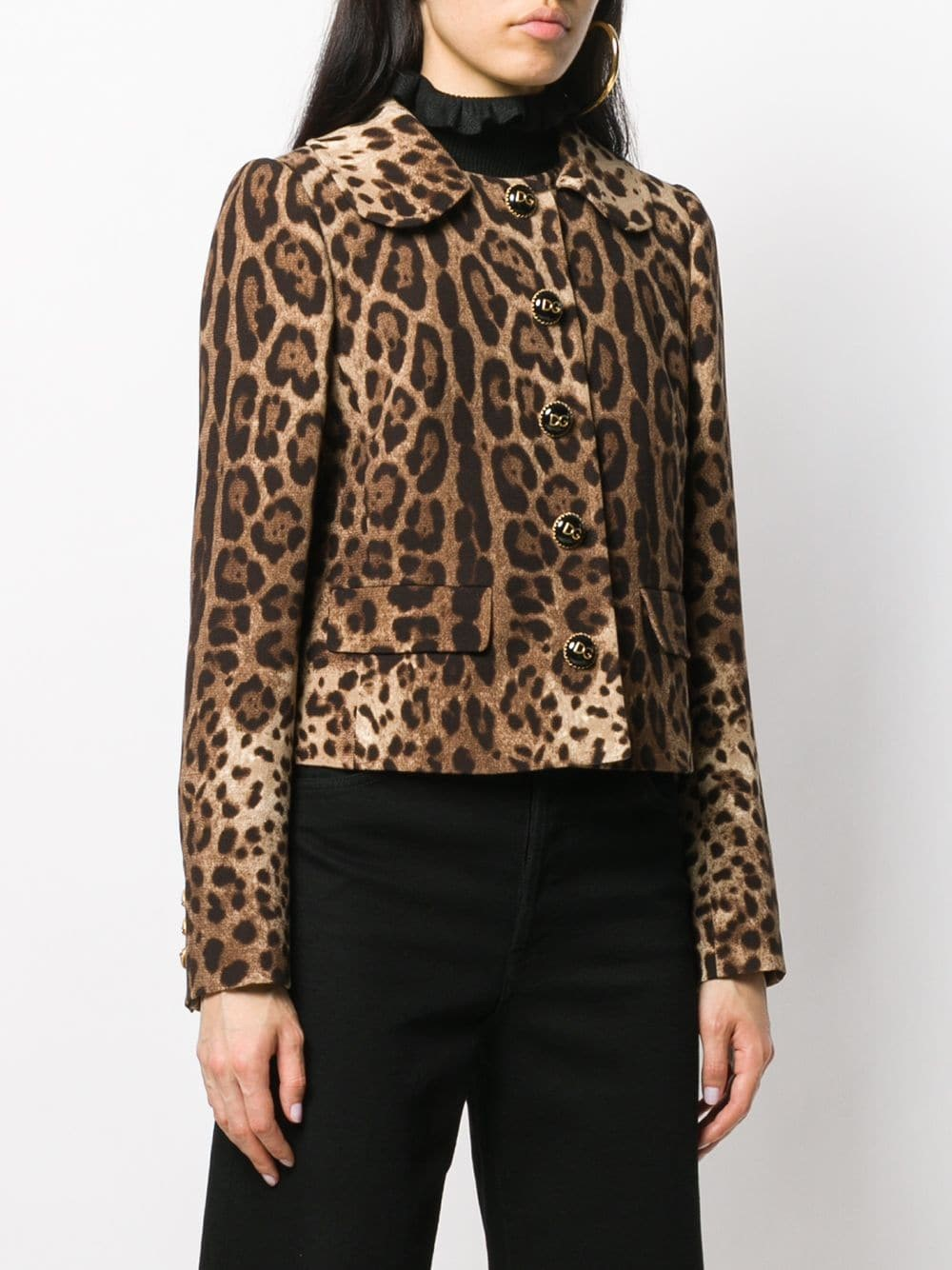 reputable site d35c6 aaa18 GIACCA ANIMALIER
