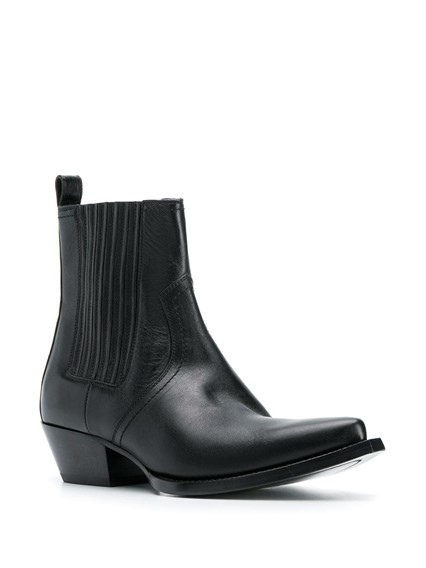 SAINT LAURENT LUKAS BOOTS