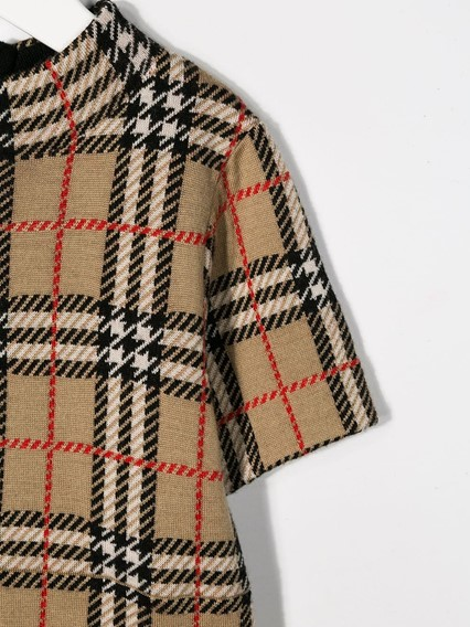 BURBERRY KIDS DENISE DRESS (2/12Y)