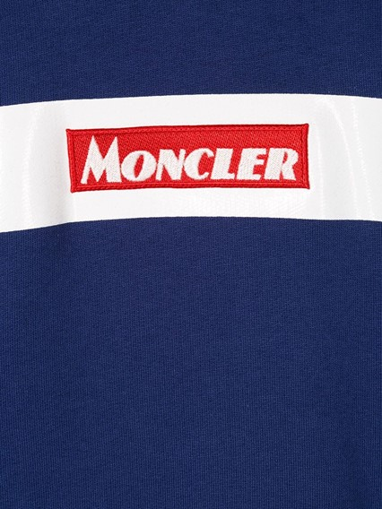 MONCLER KIDS ROUND NECK SWEATER (8/10Y)