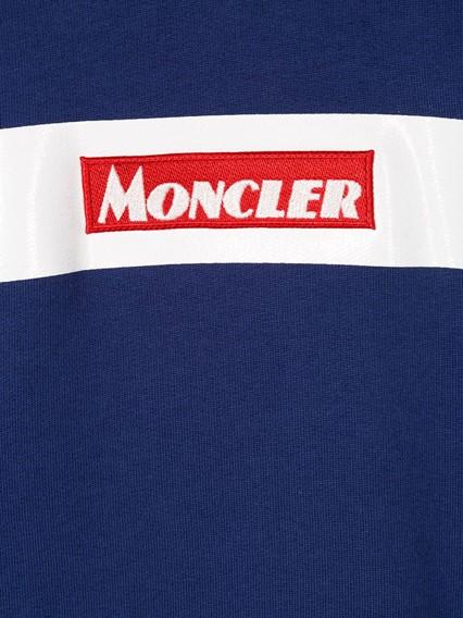 MONCLER KIDS ROUND NECK SWEATER (12Y)