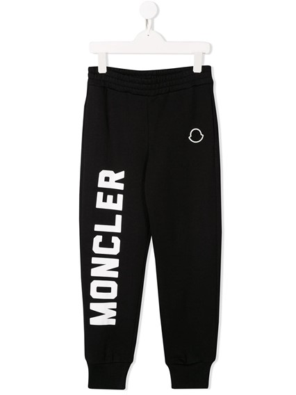 MONCLER KIDS SPORTY TROUSERS (8/10Y)