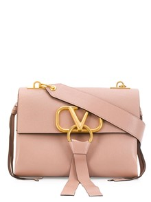 VALENTINO GARAVANI LOGO SHOULDER BAG