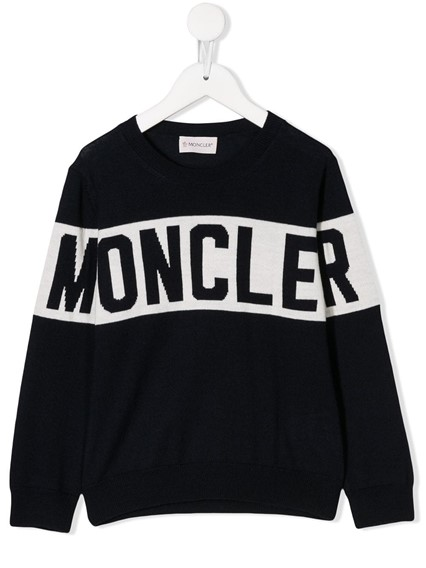 MONCLER KIDS TRICOT SWEATER (8/10Y)