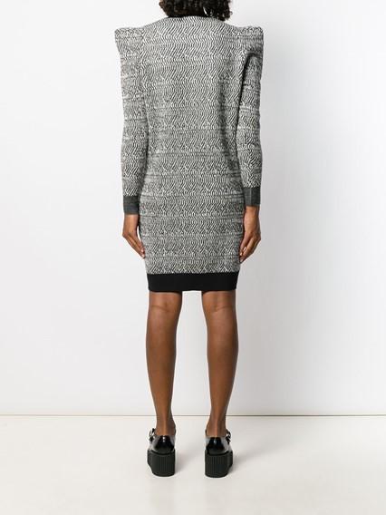 STELLA MCCARTNEY PATTERN DRESS