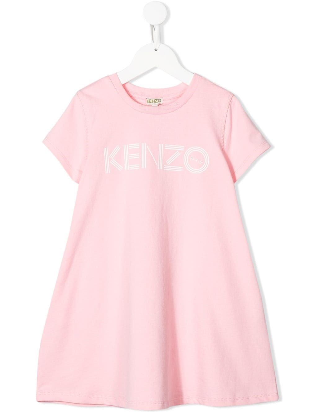 L Armadio Che Scoppia Baby Vintage Boutique.Kenzo Kids Logo Dress 2 6y Available On Montiboutique Com 32626