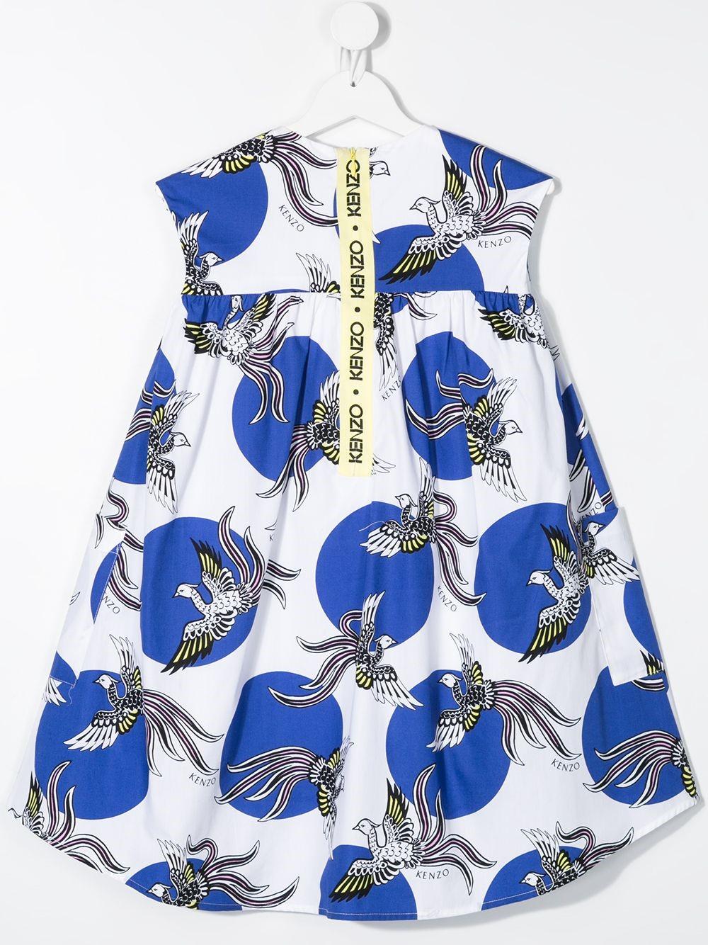 L Armadio Che Scoppia Baby Vintage Boutique.Kenzo Kids Jahnaelle Dress 2 6y Available On Montiboutique Com 32921