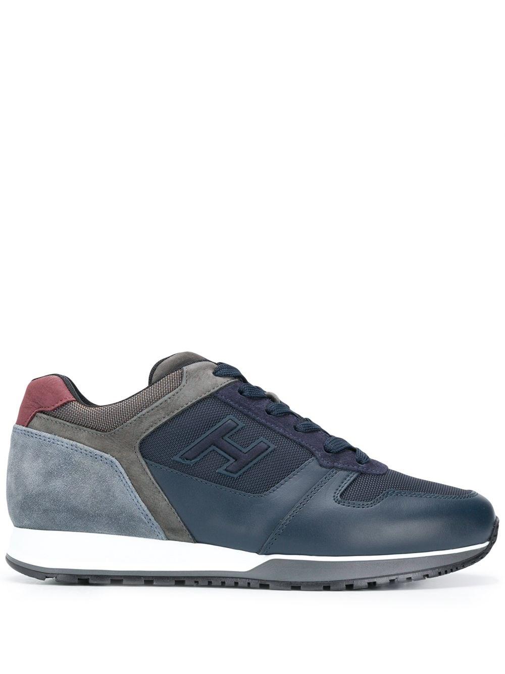 Hogan H321 H Flock Sneaker In Multi   ModeSens