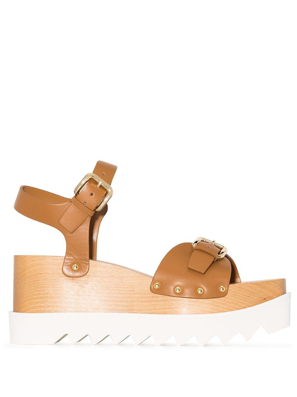 Stella Mccartney Sandals SANDALI ELYSE
